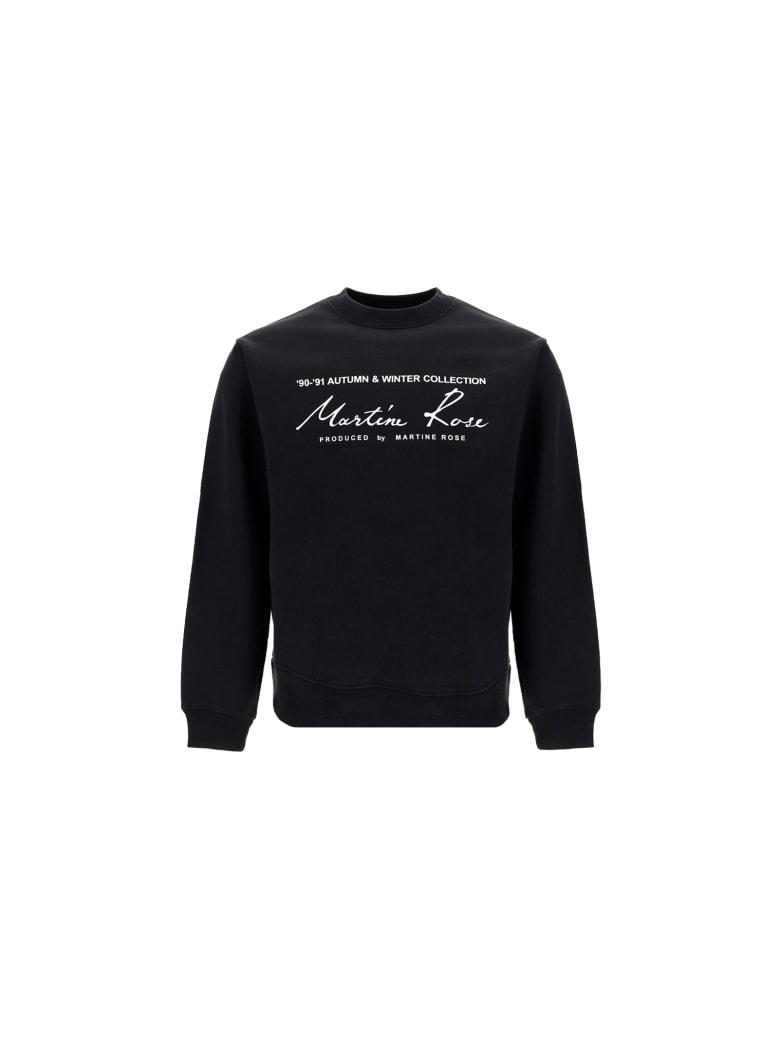Martine Rose Martin Rose Sweatshirt - Black