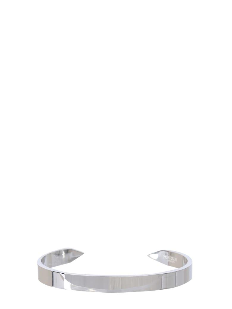 Northskull The End Cuff Bracelet - ARGENTO