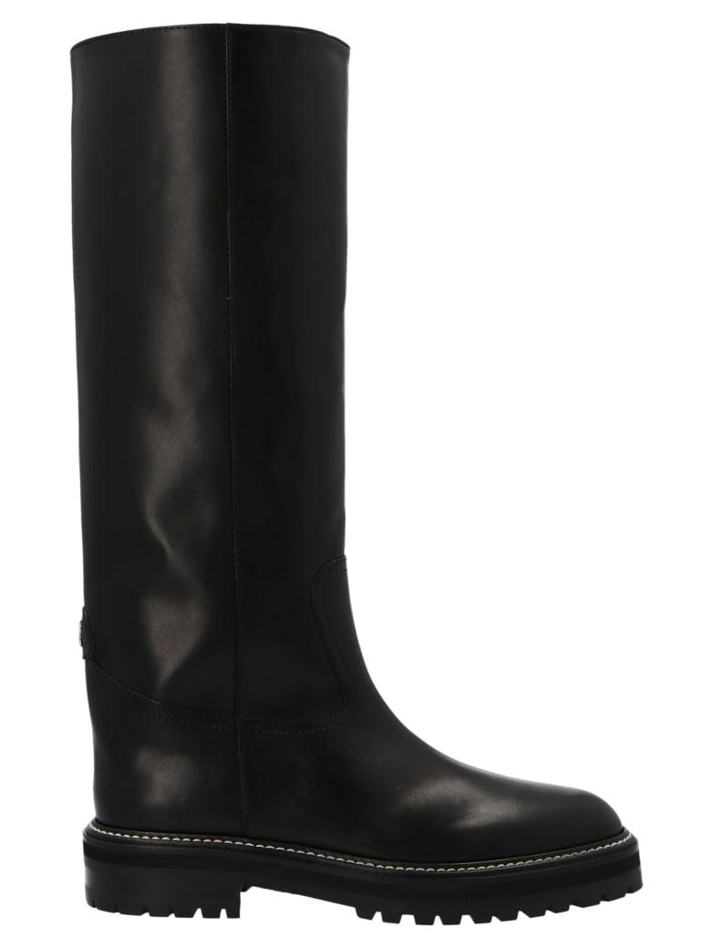 Jimmy Choo 'yomi' Shoes - Black