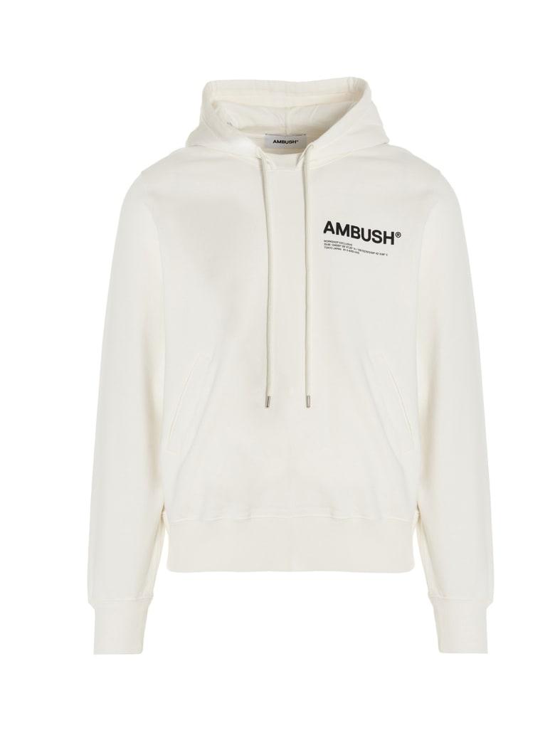 AMBUSH Hoodie - White
