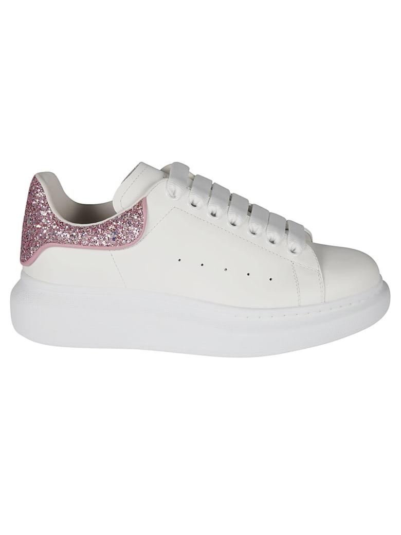 Alexander McQueen Larry Sneakers - Rosa