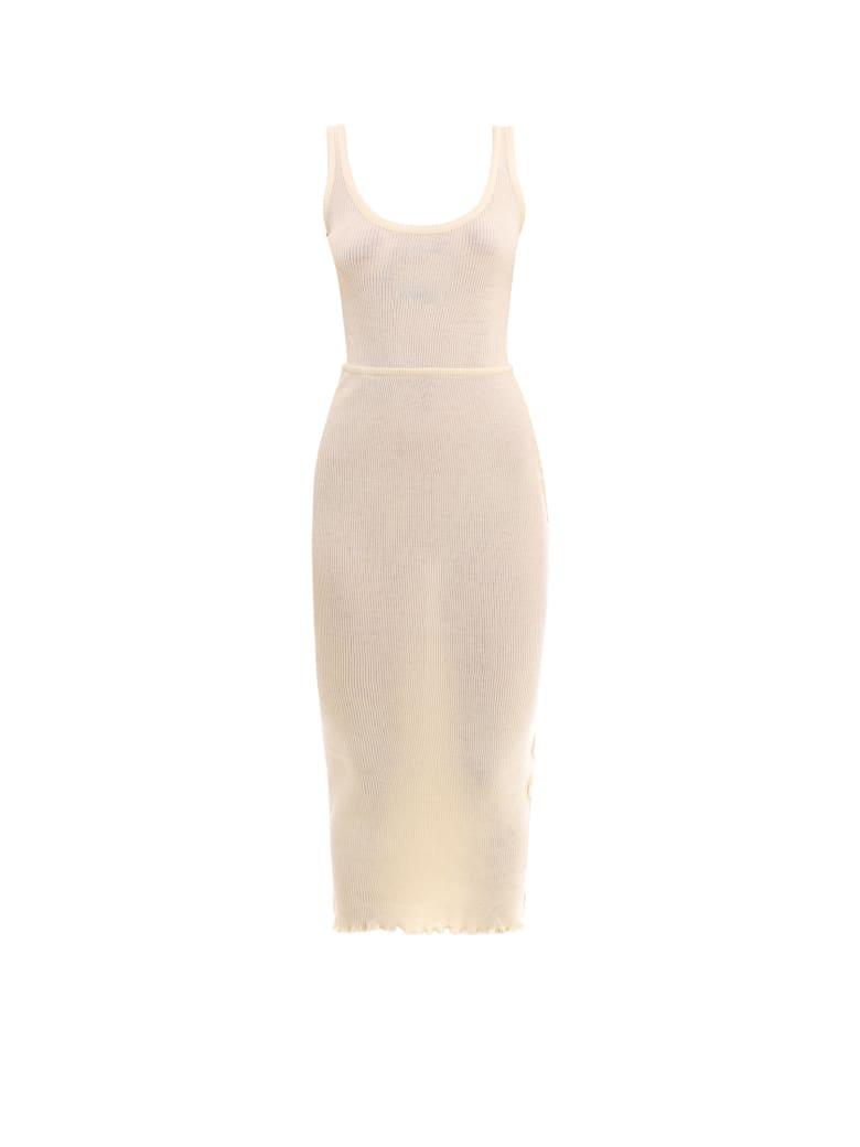 MM6 Maison Margiela Dress - Bianco