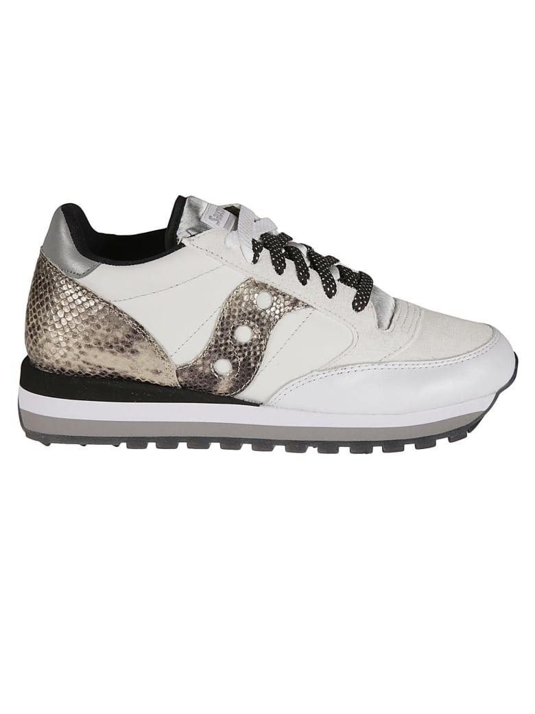 Saucony Jazz Triple Sneakers - White/Snake