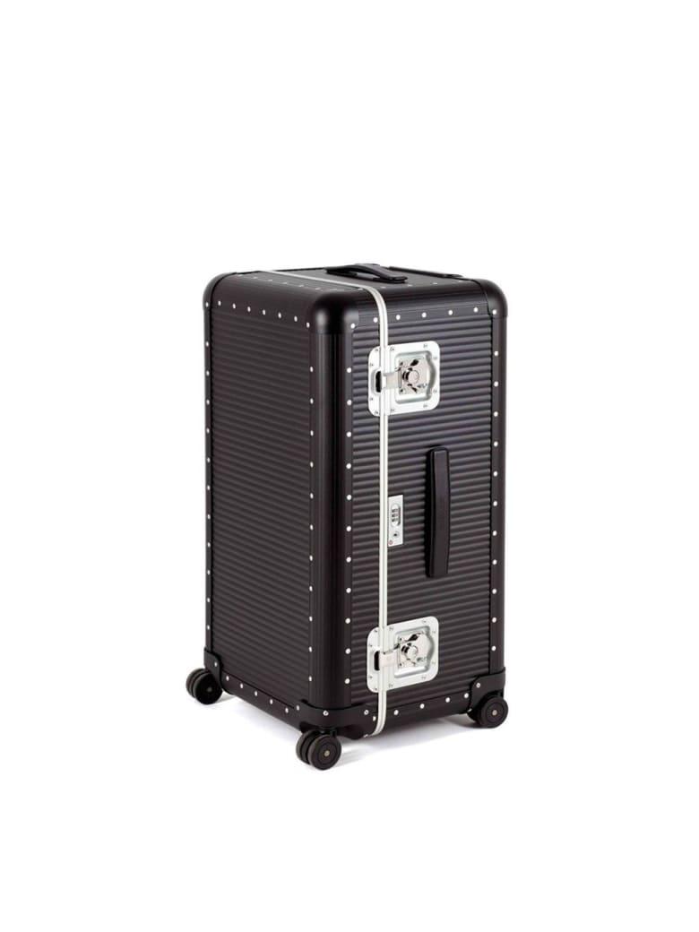 FPM Aluminum Bank-trunk On Wheels S - Caviar Black