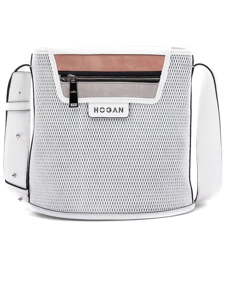 Hogan Bucket Bag White - Bianco