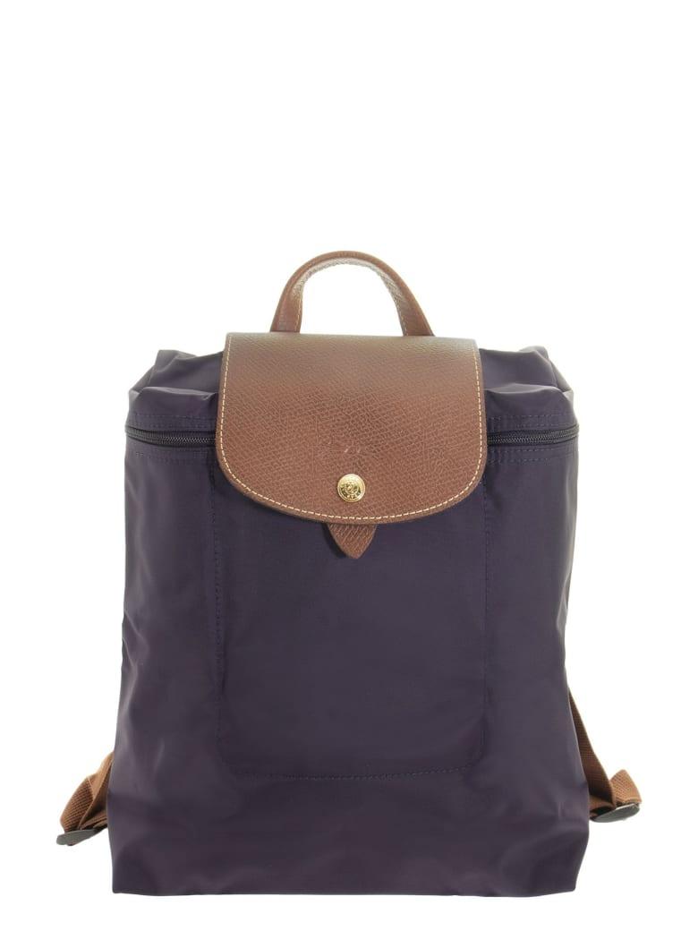 Longchamp Le Pliage Original - Backpack - Blueberry