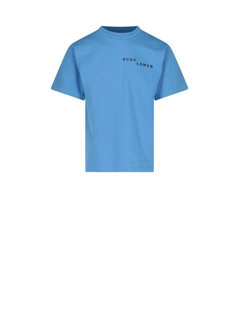 Sunflower T-Shirt - Blue