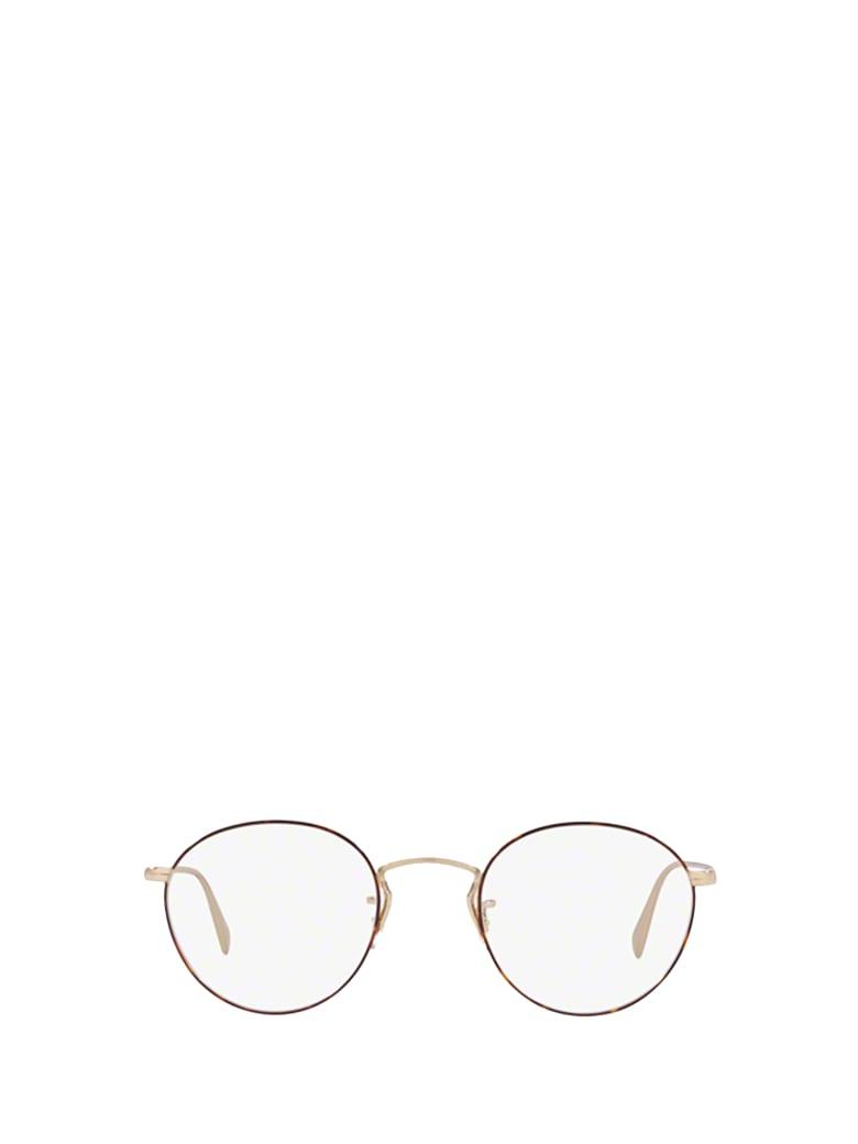 Oliver Peoples Oliver Peoples Ov1186 Soft Gold / Amber Dtbk Foil Glasses - Soft Gold / Amber DTBK Foil