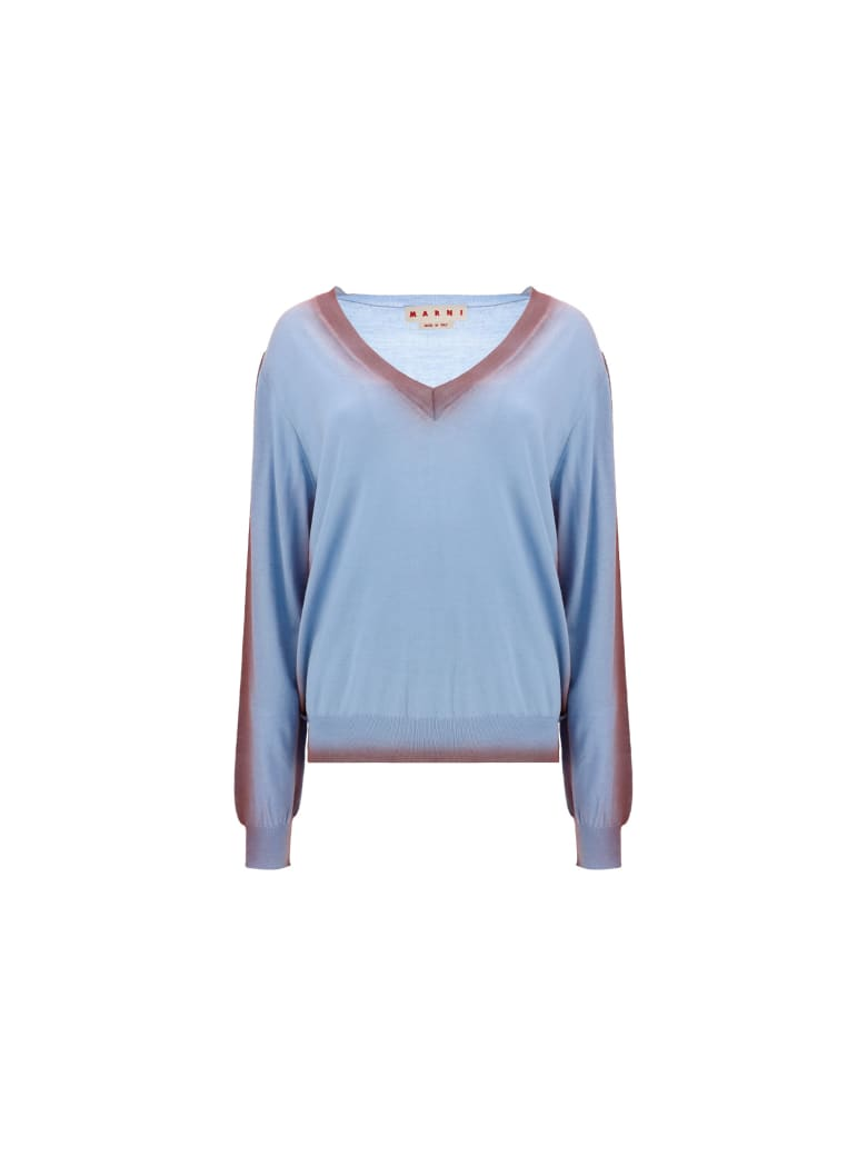 Marni Sweater - Light blue