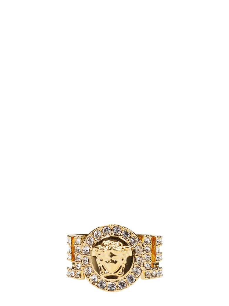 Versace Jewelry In Gold Metal Alloy - gold