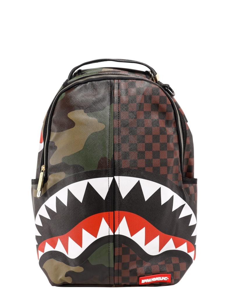 Sprayground Backpack - Multicolor