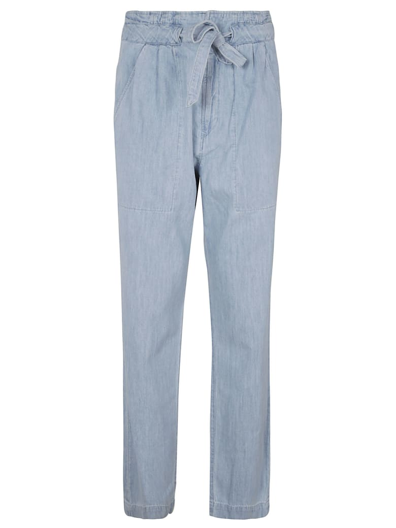 Isabel Marant Muardo Jeans - Light Blue