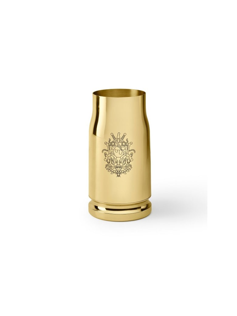 Ghidini 1961 Nowhere (bullet) Polished Brass - Polished brass