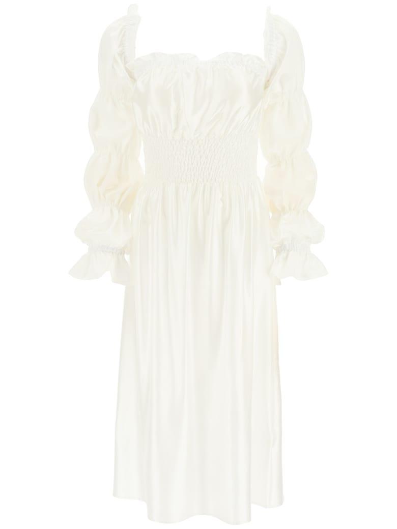 Sleeper Michelin Dress - WHITE (White)
