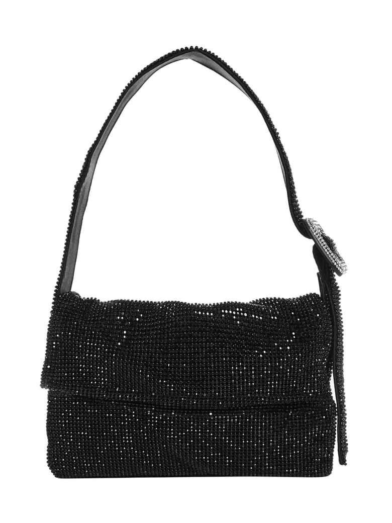 Benedetta Bruzziches Vitty Mignon Shoulder Bag - Black