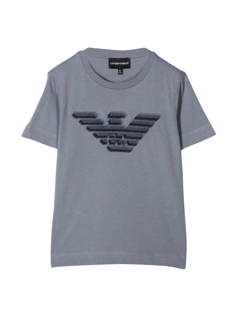 Emporio Armani Gray T-shirt - Grigio