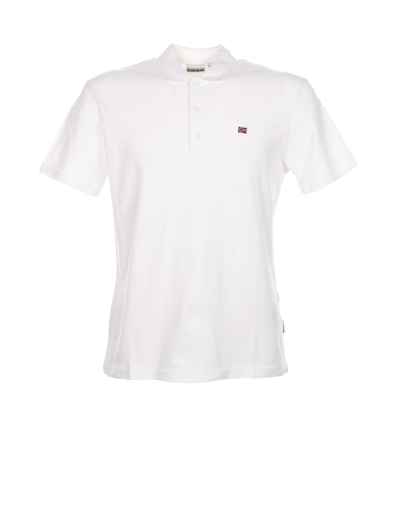 Napapijri Polo Shirt - BIANCO