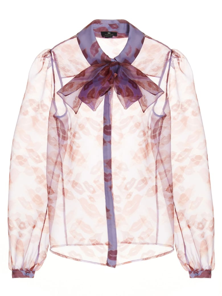 Elisabetta Franchi Shirt - Multicolor