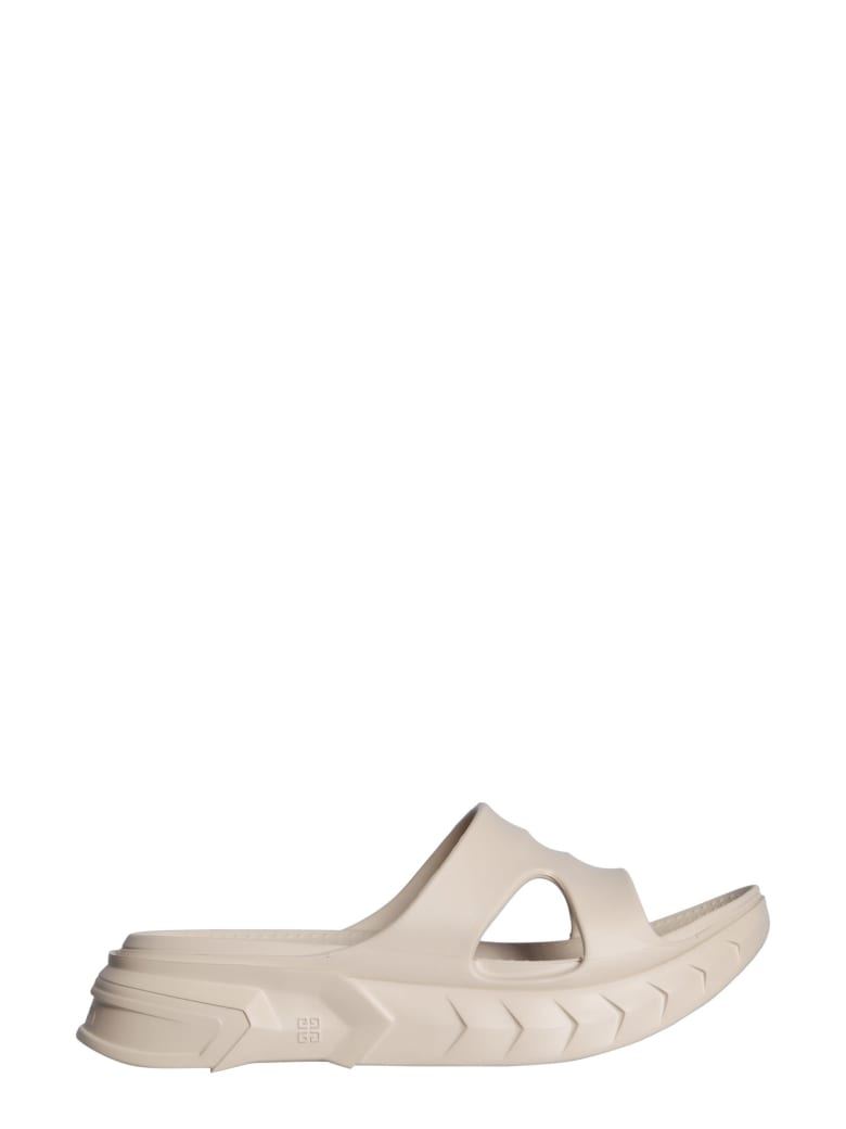 Givenchy Marshmallow Sandals - Beige