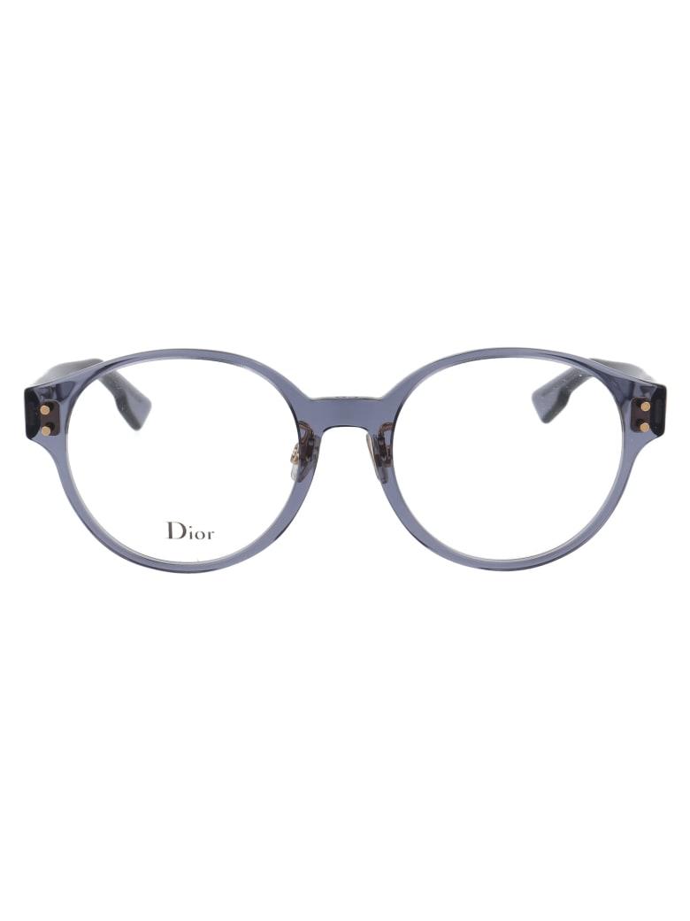 Dior cd3f Glasses - PJP BLUE