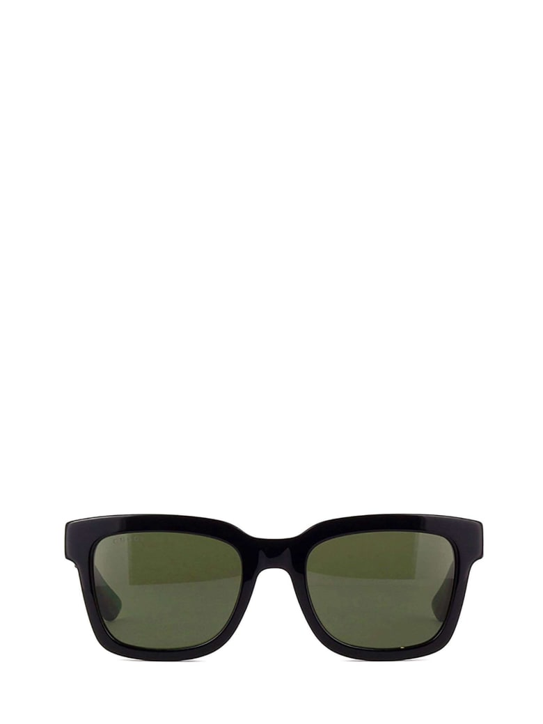 Gucci Gucci Gg0001s Black Sunglasses - Black