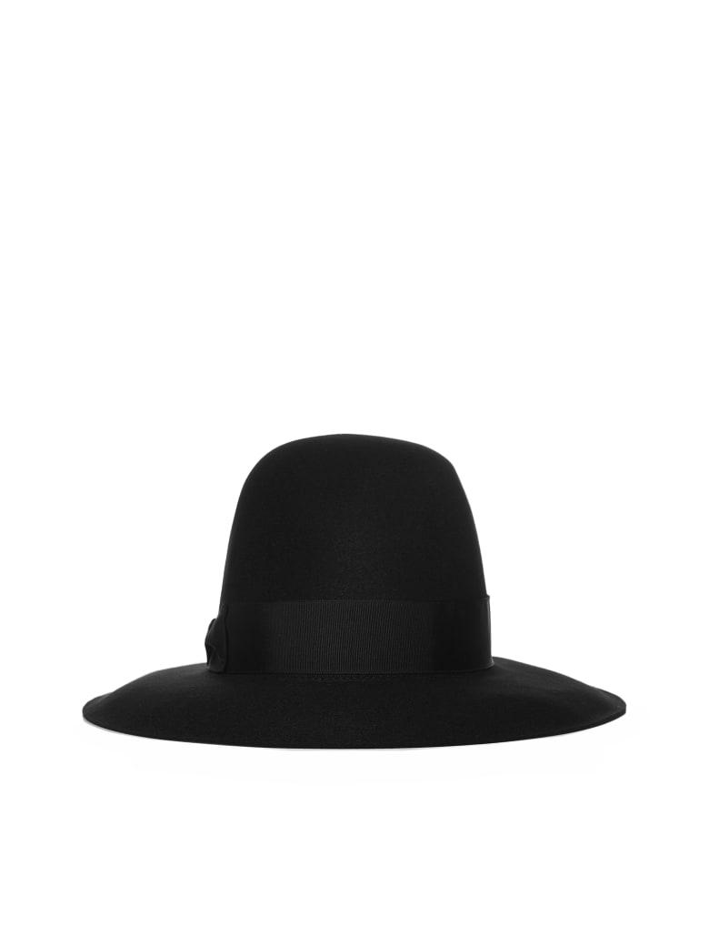 Borsalino Hat - Nero