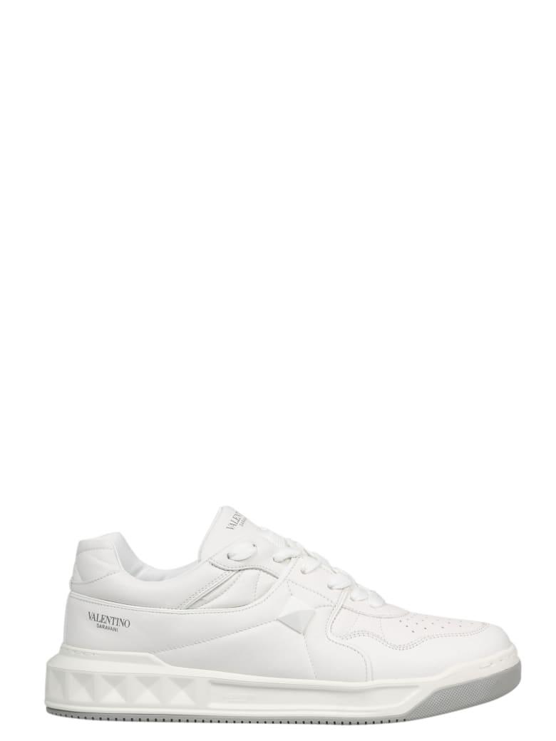 Valentino Garavani One Stud Sneaker - White