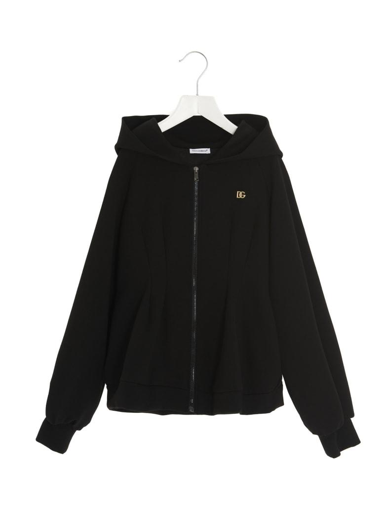 Dolce & Gabbana Hoodie - Black