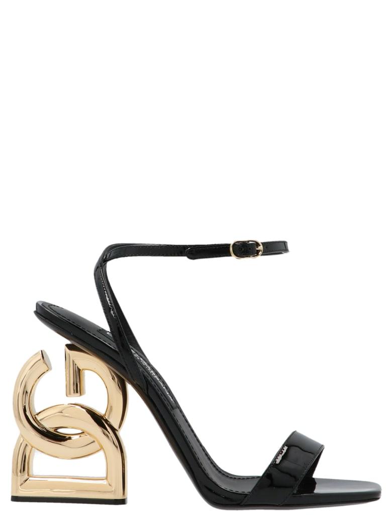 Dolce & Gabbana 'keira Pop' Shoes - Black