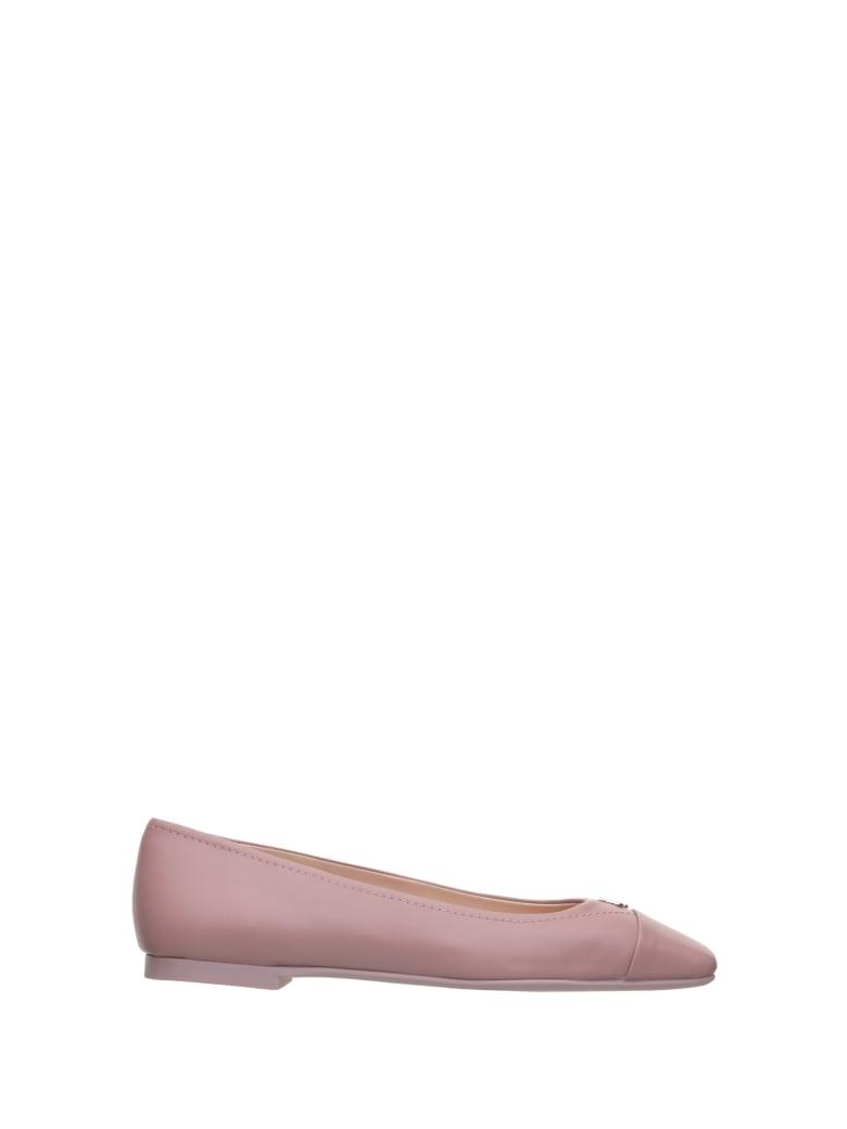 Jimmy Choo Jimmy Choo Gisela Flat Shoes - ROSA