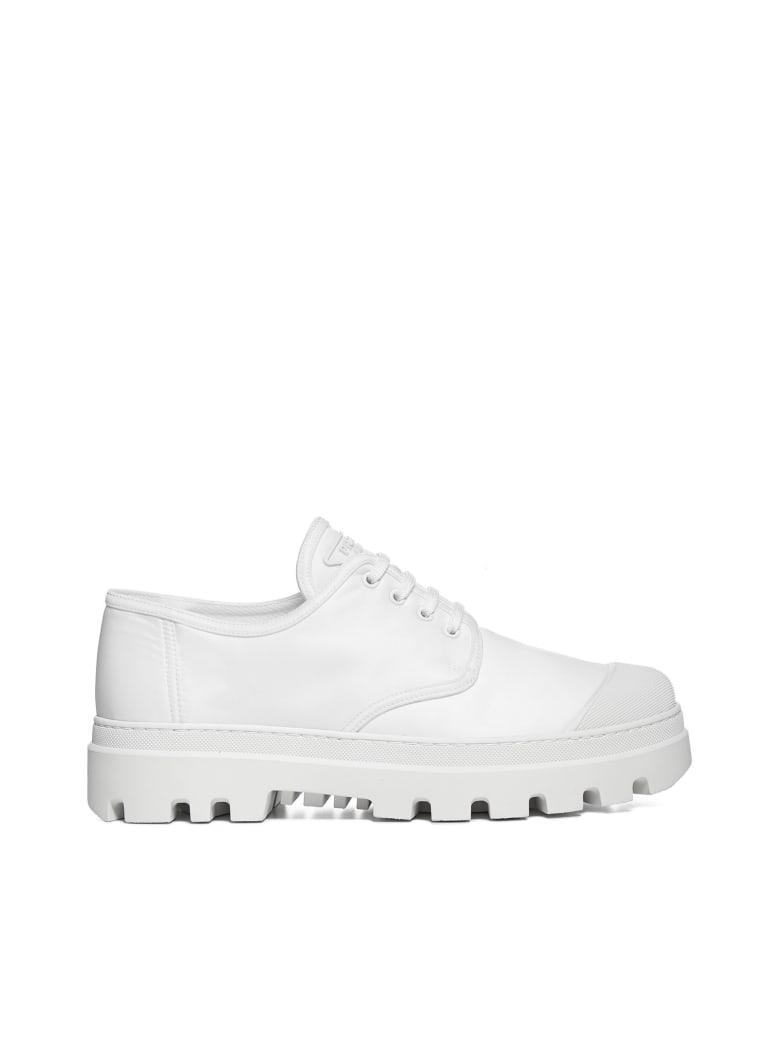 Prada Laced Shoes - Bianco