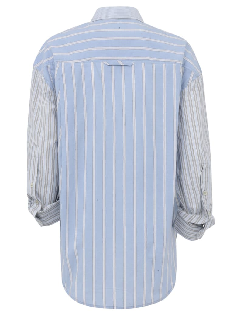 Citizens of Humanity Kayla Shirt - Reworked Stripe