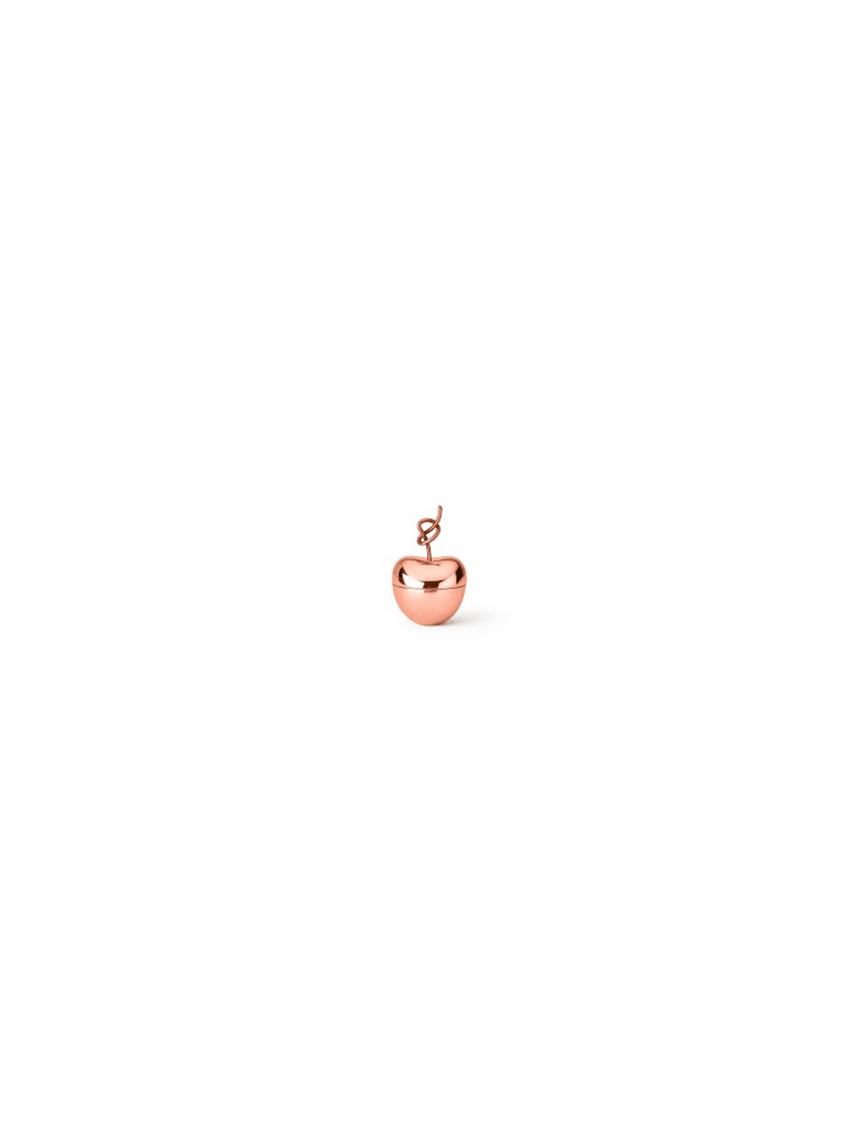 Ghidini 1961 Knotted Cherry - Small Rose Gold - Rose gold
