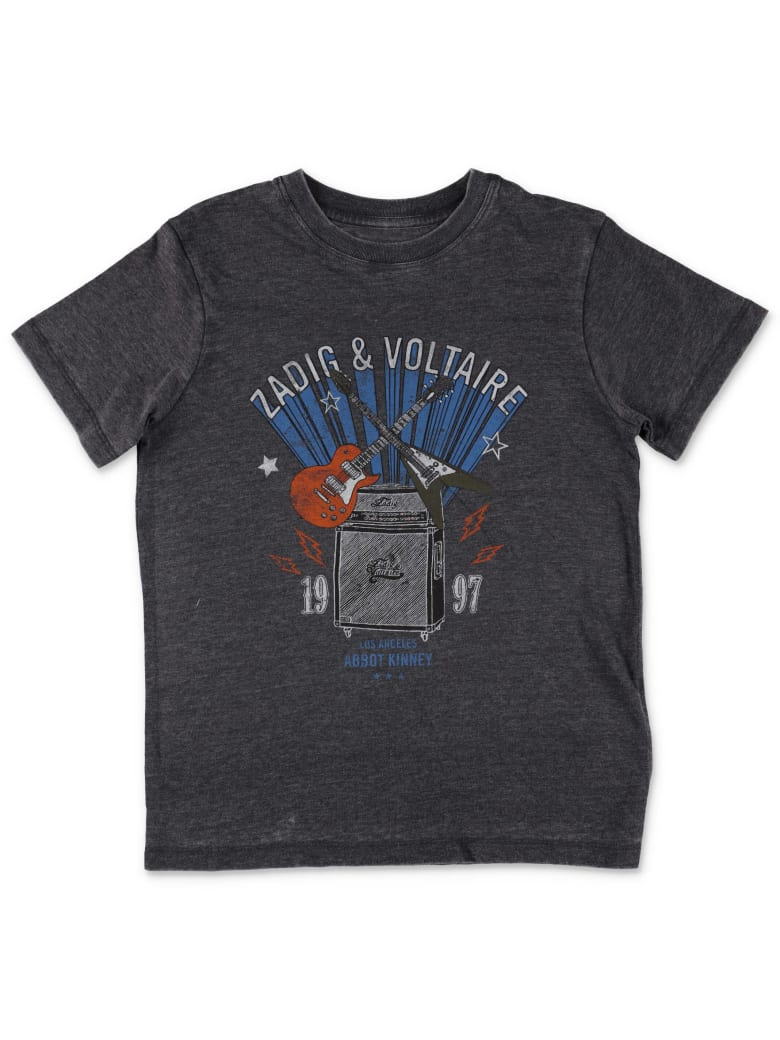 Zadig & Voltaire T-Shirt - Grigio