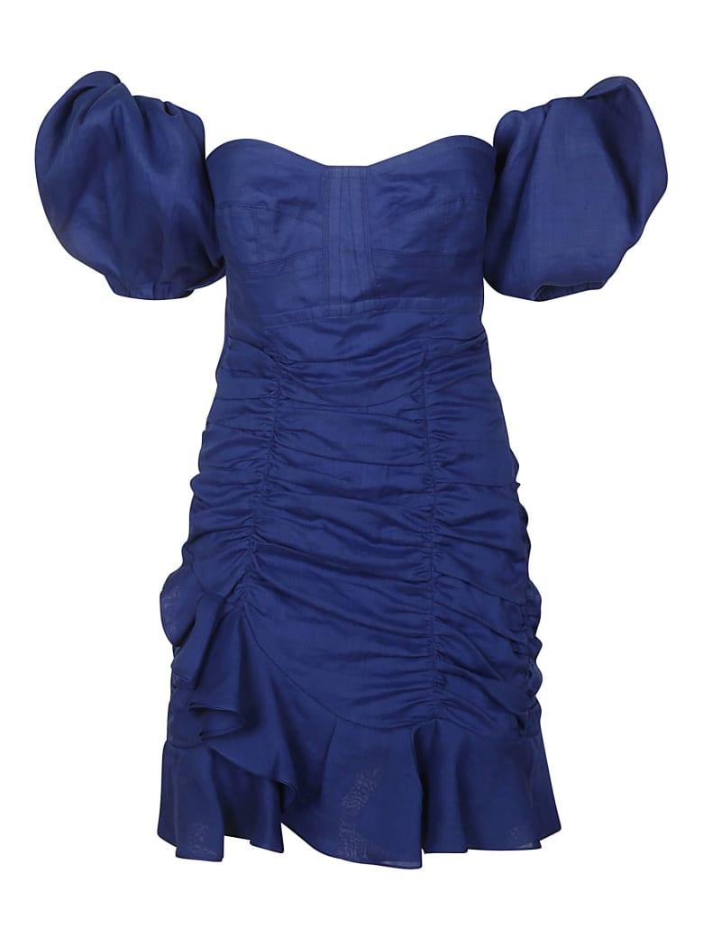 Isabel Marant Jasmine Dress - Navy