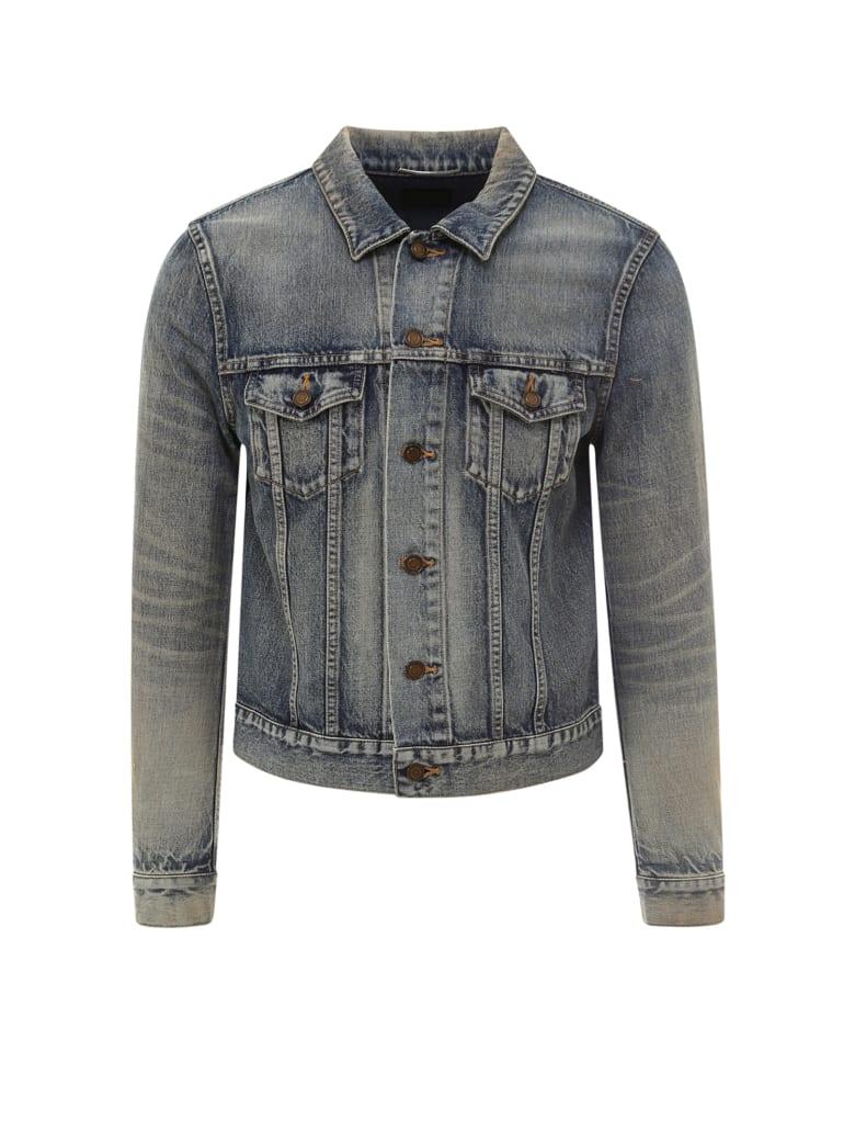 Saint Laurent Jacket - Blu