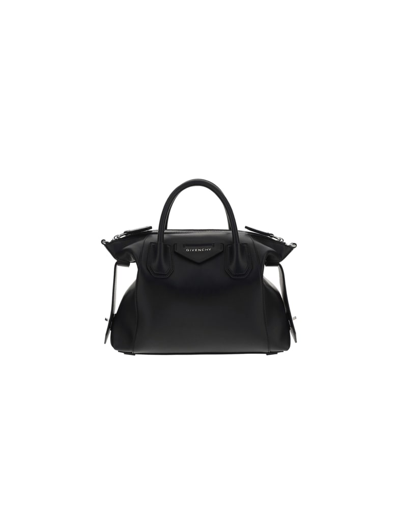 Givenchy Small Soft Antigona Handbag - Black