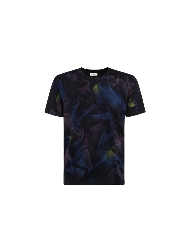 Saint Laurent T-shirt - Blu