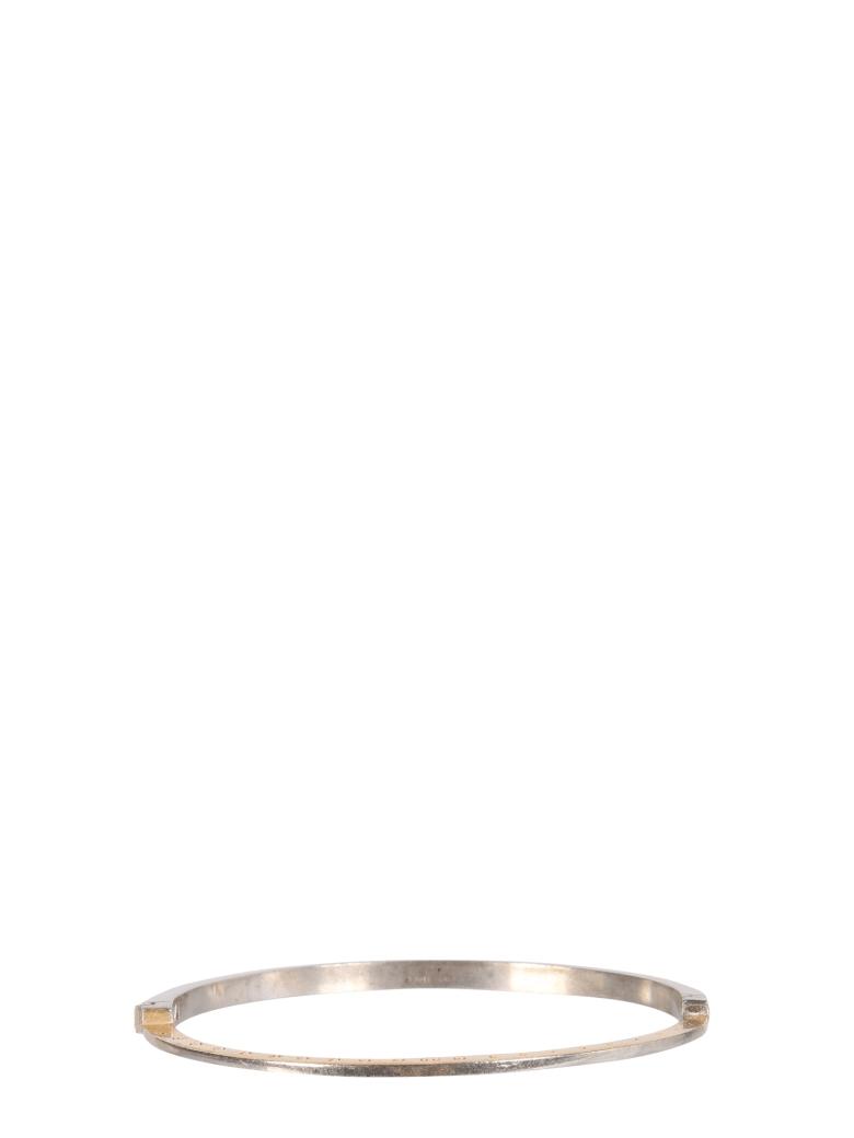 Maison Margiela Bracelet With Numbers - ARGENTO