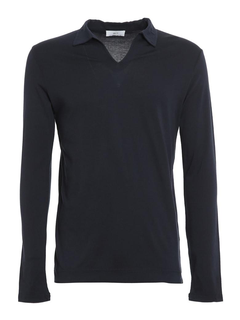 GM77 Polo Jersey - Bl Blue