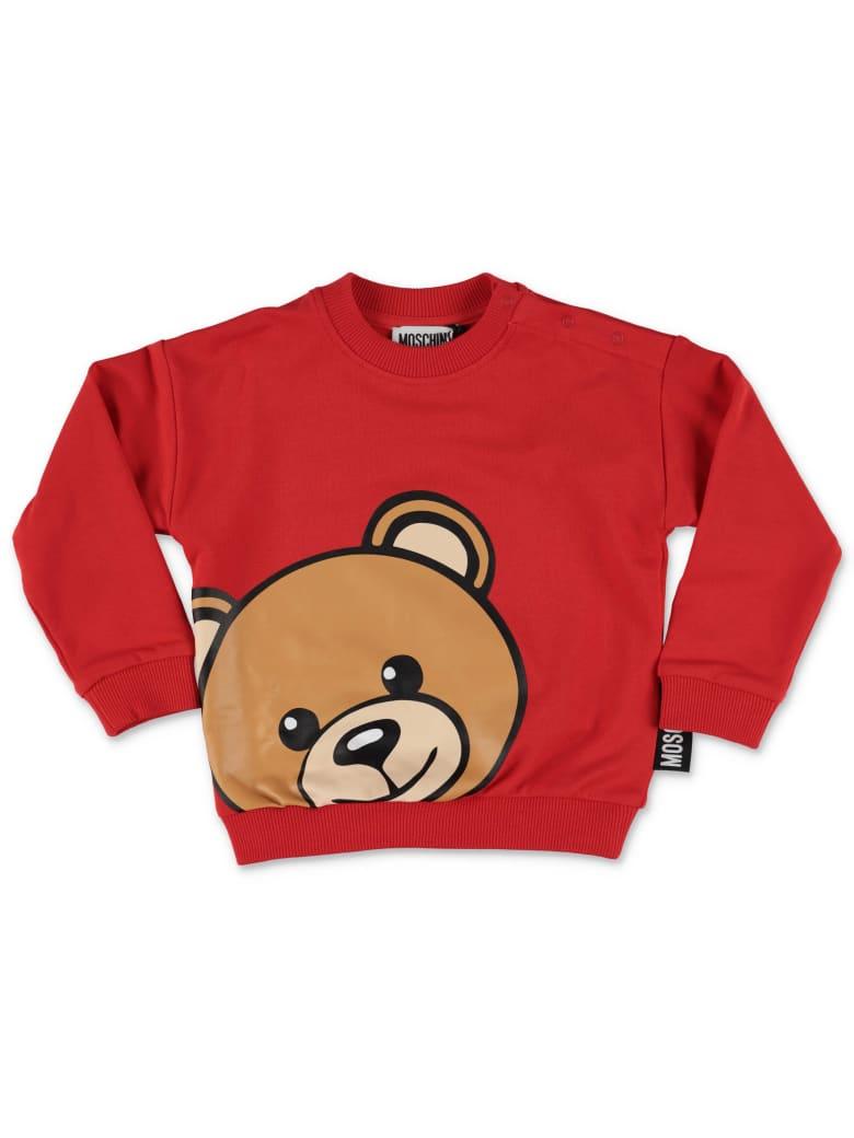 Moschino Sweater - Rosso