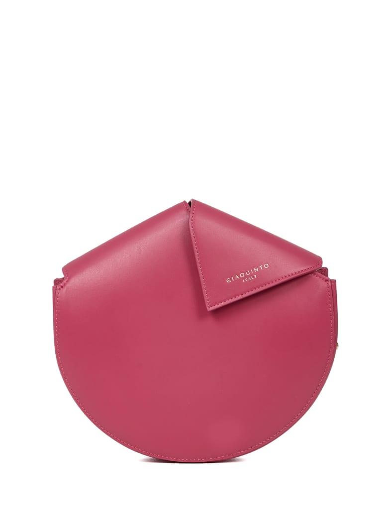 Giaquinto Peggy Mini Shoulder Bag - Fuxia