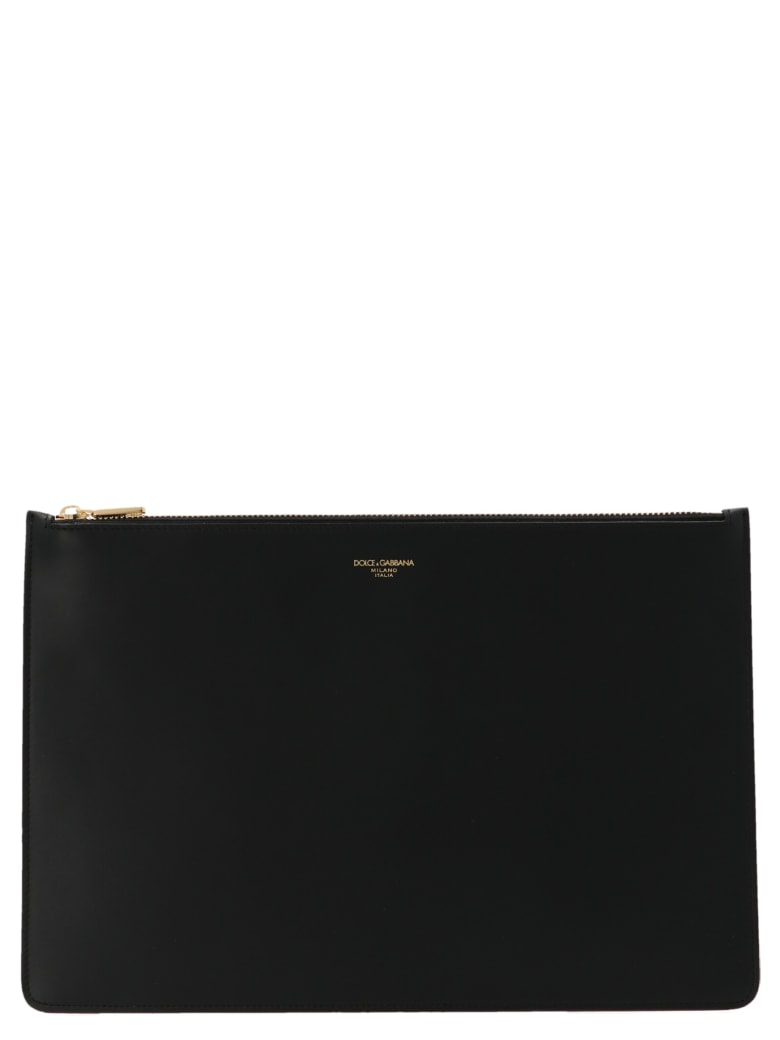 Dolce & Gabbana Document Holder - Black