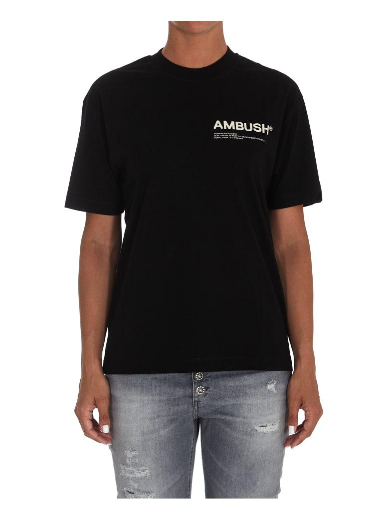 AMBUSH Workshop Jersey T-shirt - Nero