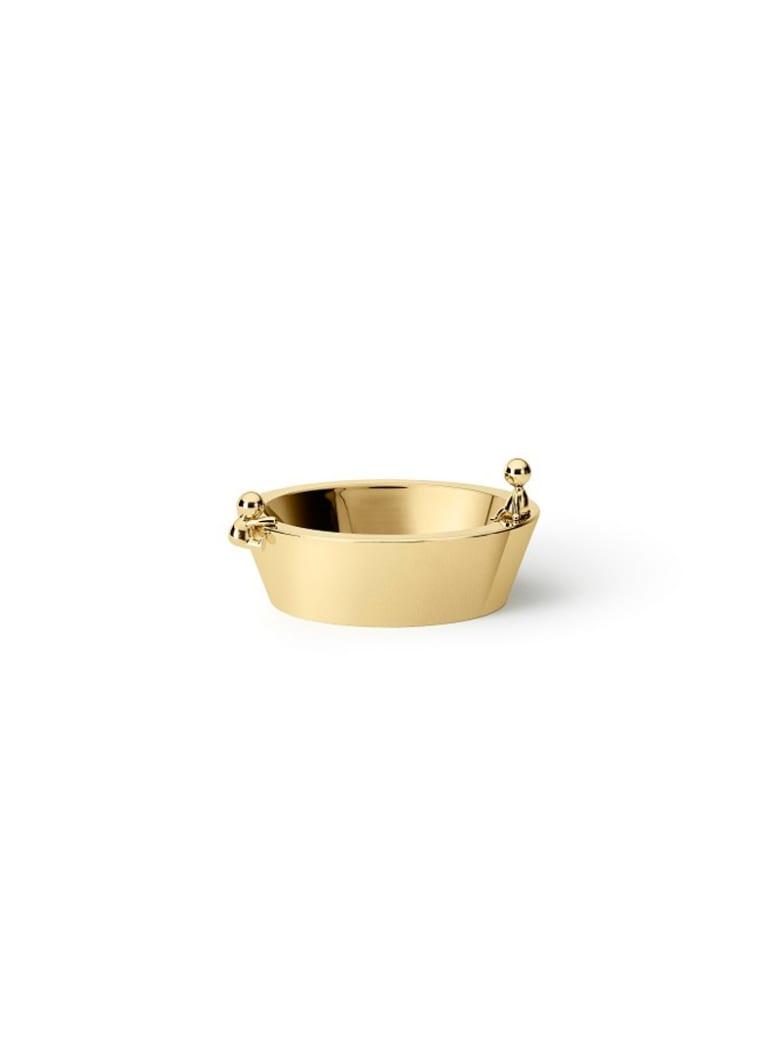 Ghidini 1961 Omini - Small Bowl High Brass - High Brass