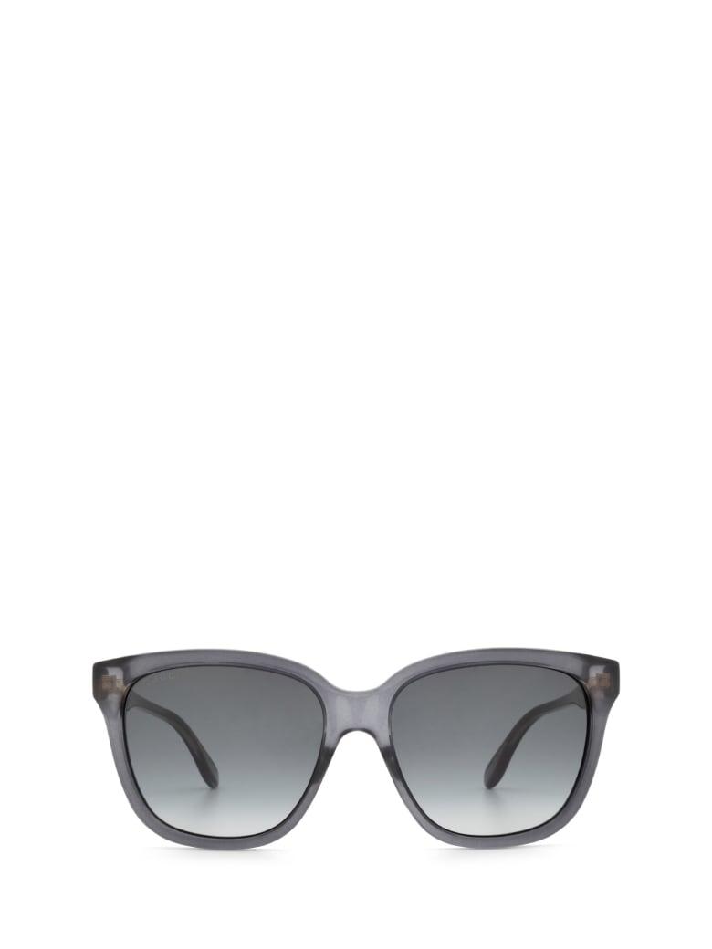 Gucci Eyewear Gucci Gg0790s Grey Sunglasses - Grey