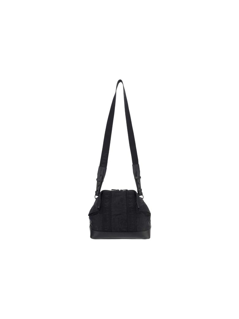 Alexander McQueen Satchel Bag - Black/black