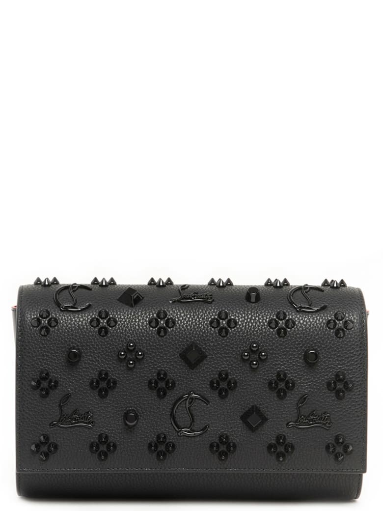 Christian Louboutin ''paloma' Bag - Black