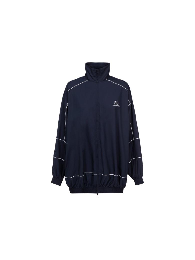 Balenciaga Jacket - Blu