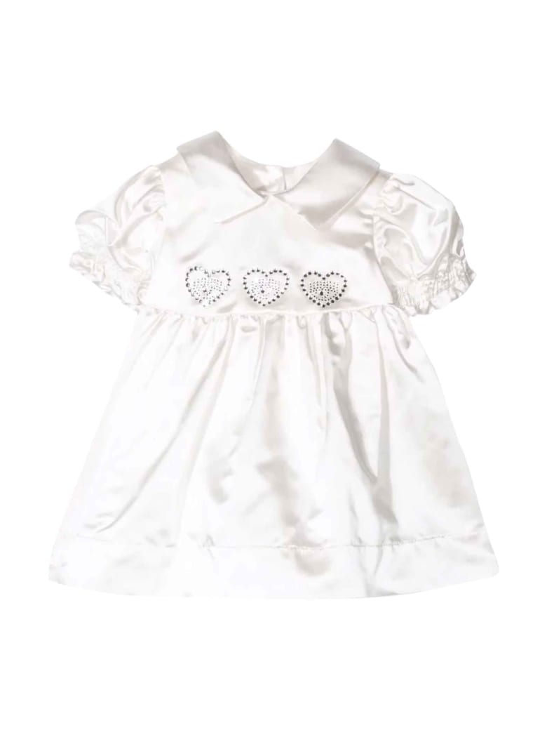 Chiara Ferragni Girl White Dress - Bianco